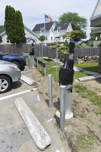 Rockport drivers charged up over electric car stations at Headlands neighborhood