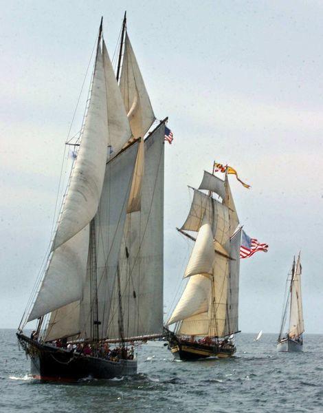 Essex schooner could be named state vessel