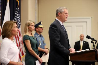 Baker'sride-hailing safety bill up for hearing on Friday