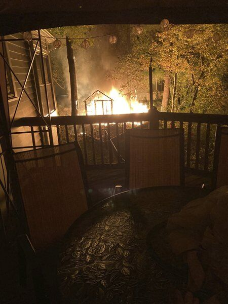 Officials say Beverly shed was set on fire, seek help investigating arsons