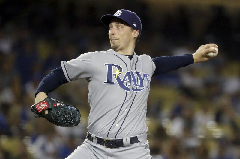 Rays' Blake Snell says 'I'm not playing unless I get mine'