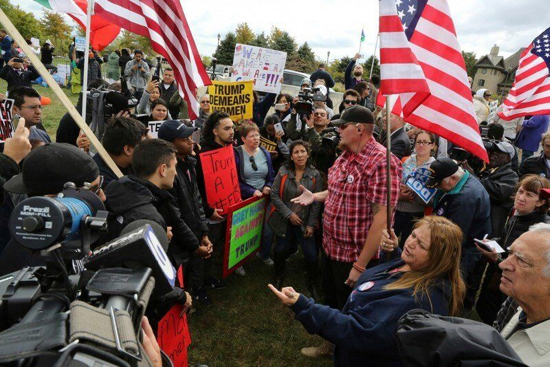 Shribman: History is full of Americans hating each other