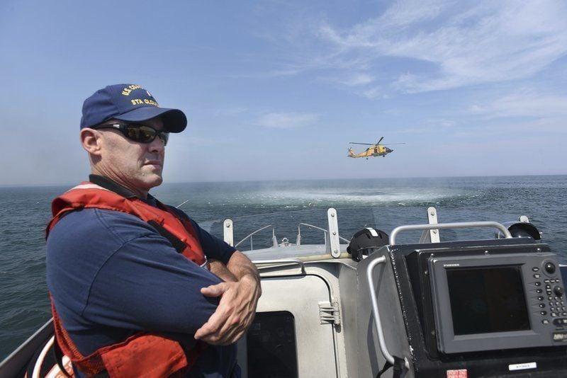 Local Coast Guard to use storm to its advantage