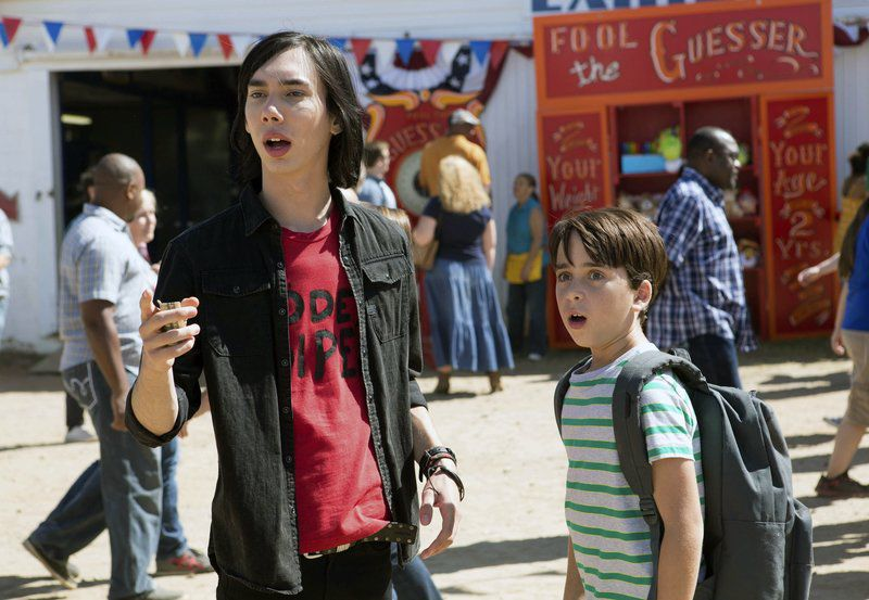 Movie Review Latest Wimpy Kid Film Is Definitely A Long Haul Lifestyle Gloucestertimes Com