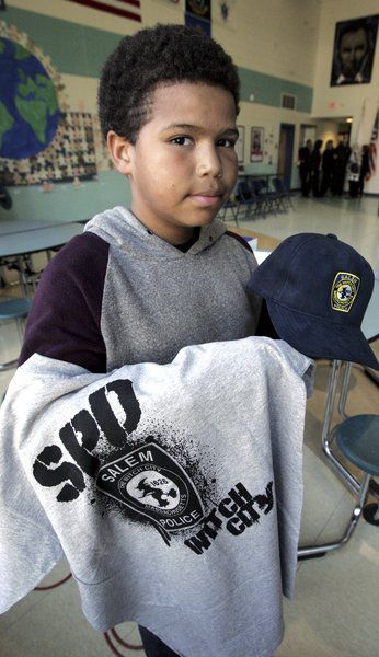 Salem boy, recently lauded as youth hero, killed in train accident