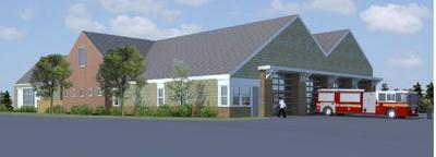 Essex Town Meeting fundspublic safety building design