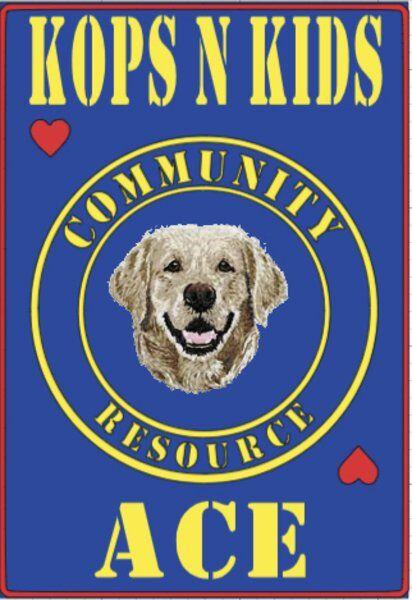 Comfort dogjoins Community Impact Unit
