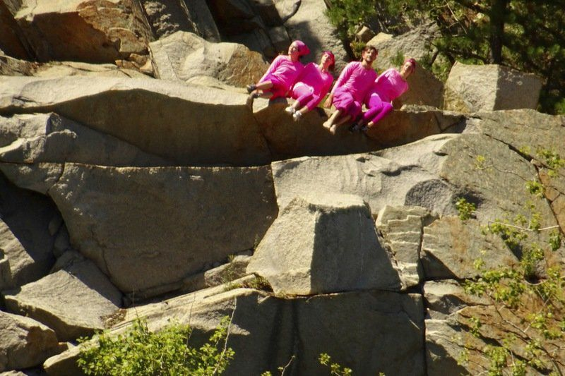 Dancing on the edge: Quarry performances go back to roots in Rockport