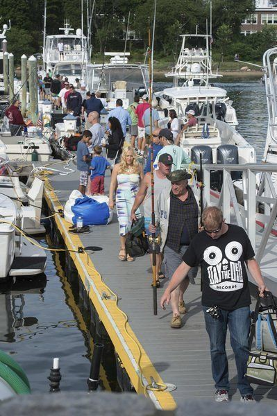 Tourney bringing tuna lovers to town