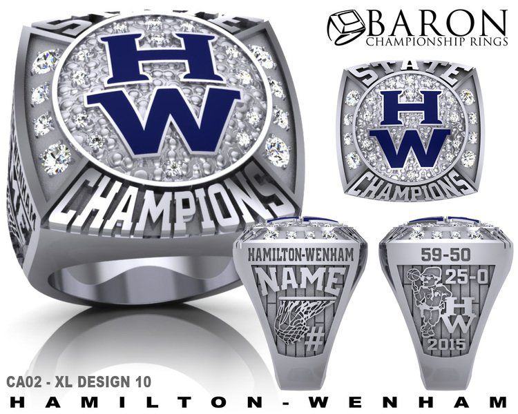 Bling's The Thing: Sweet Sixteen favorite championship ring matchups