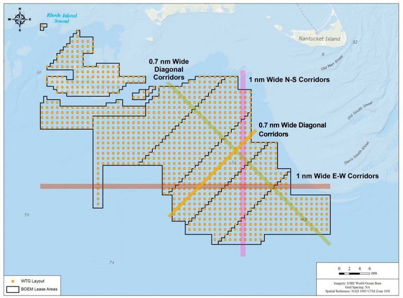 Fishermen at odds with developers over wind farm layouts