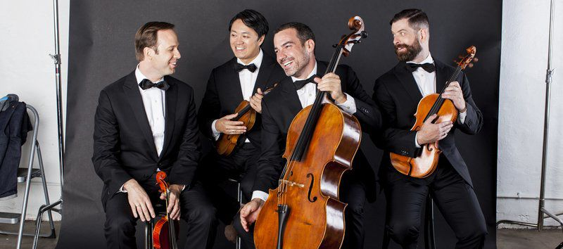 Classical innovation: With accent on Beethoven's 250th, Rockport Chamber Music Festival cues up eclectic 39th season