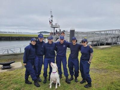 FishOn: Station Gloucester says first-all female boat crew sent out