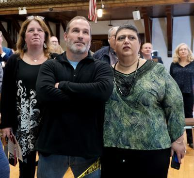 Mayor, Gilman night's top vote getters