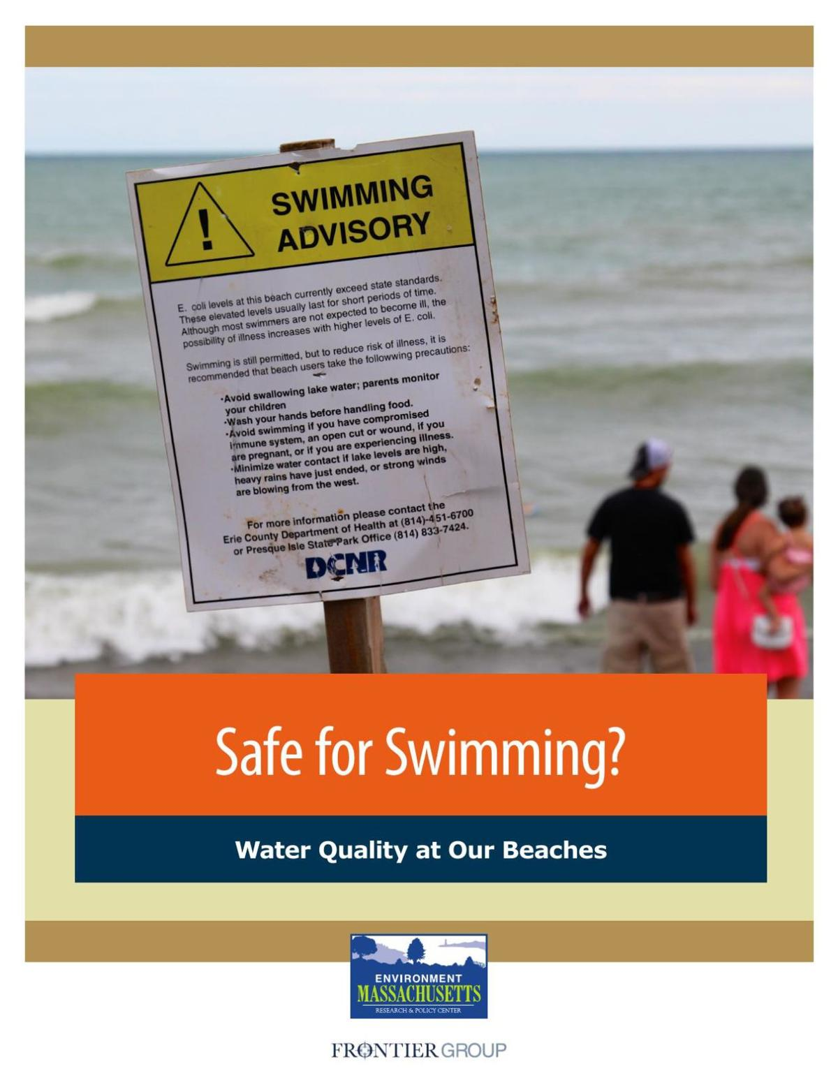 REPORT: Water Quality at Our Beaches | | gloucestertimes com