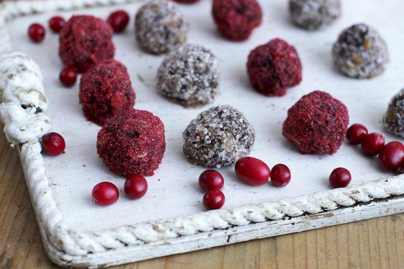 Spiced Maple Chestnut Clusters Christmas Cookies Week 4