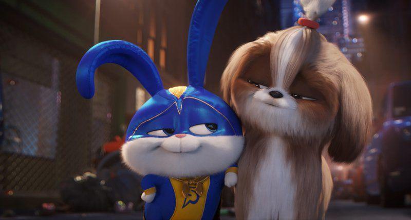 Movie review: 'Secret Life of Pets' sequel is four-legged fun