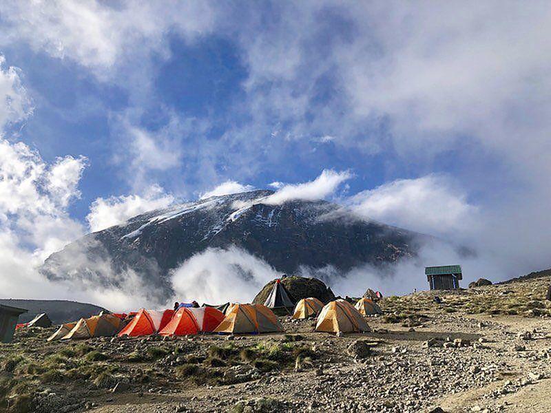 Rockport teen climbs to peak of Mount Kilimanjaro