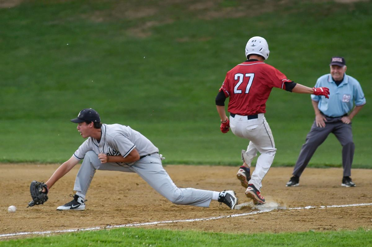 Rockport Townies vs. Hamilton Generals, ITL Playoffs Game 3