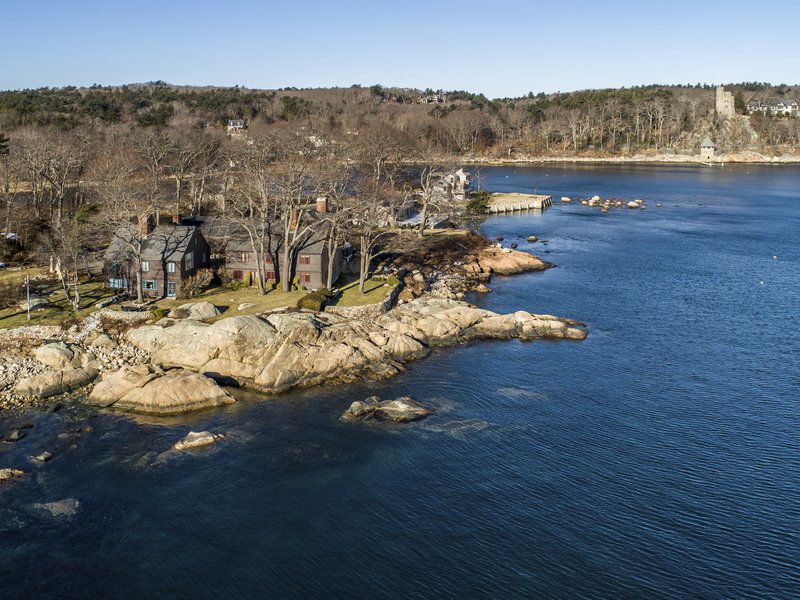 Easy living along Gloucester's rugged coastline