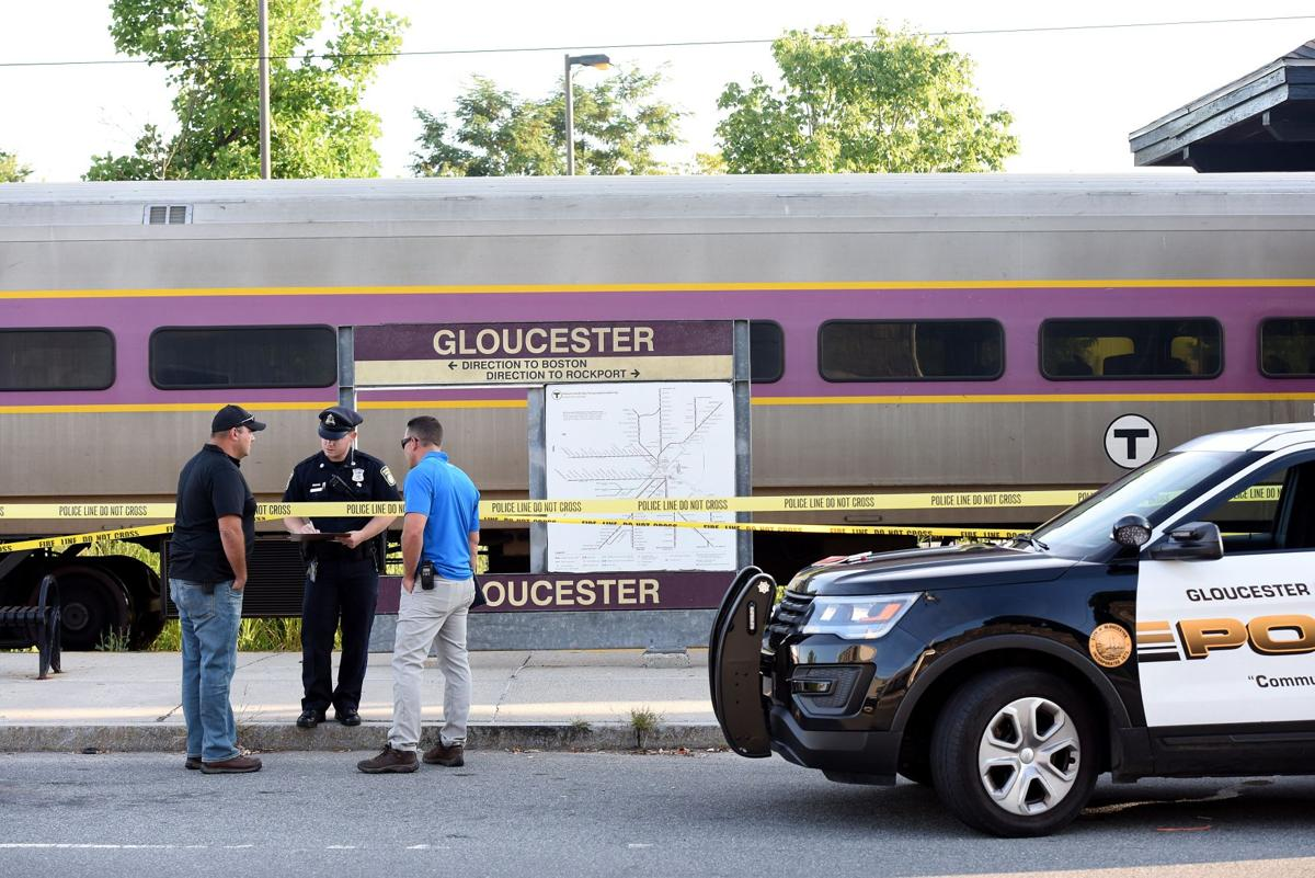 Man, 53, dies when hit by MBTA train