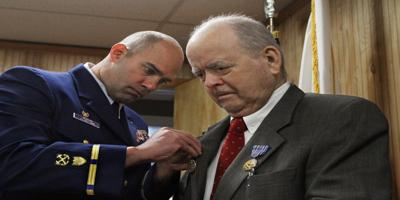 Ipswich WWII vet getting medals he never learned he earned at Station Gloucester
