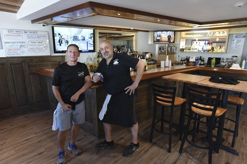 George's adds lunch and dinner to the menu