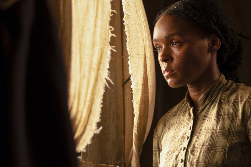 'Antebellum' brings racial justice call to reopened theaters