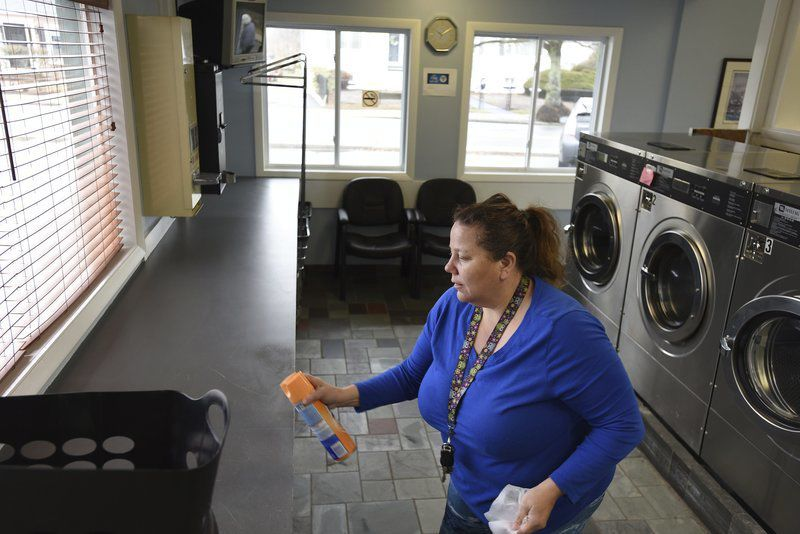 Concern seen over use of shared laundry facilities, laundromats