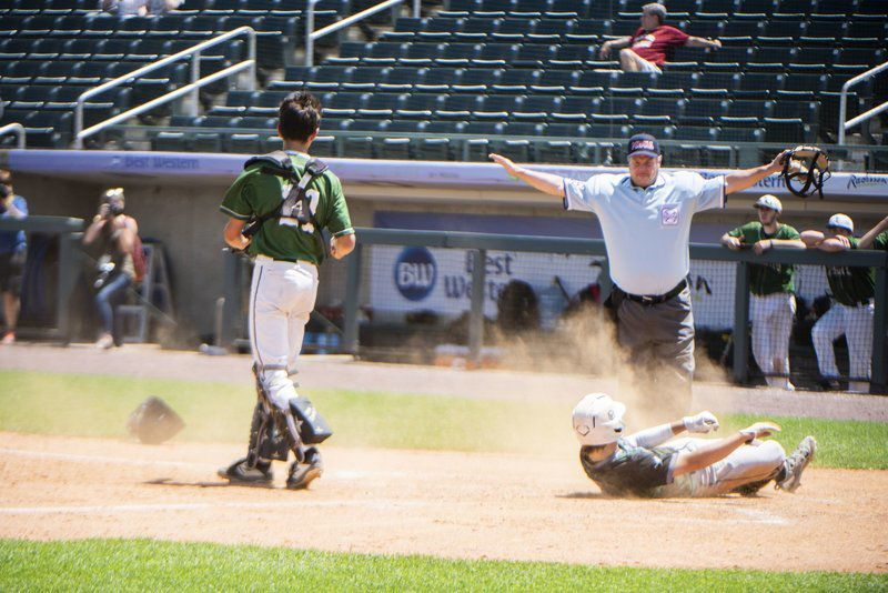 Manchester Essex baseball wins Division 4 State Championship