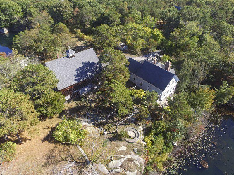 Group buys, plans art residency for sculptor's estate
