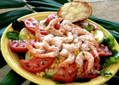 Shrimp salad perfect for Labor Day picnic