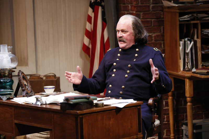 Far more than a footnote in history: The story of 'Ben Butler' comes to life at Gloucester Stage