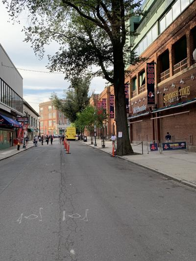 Phil Stacey column: For openers, scene around Fenway just wasn't the same