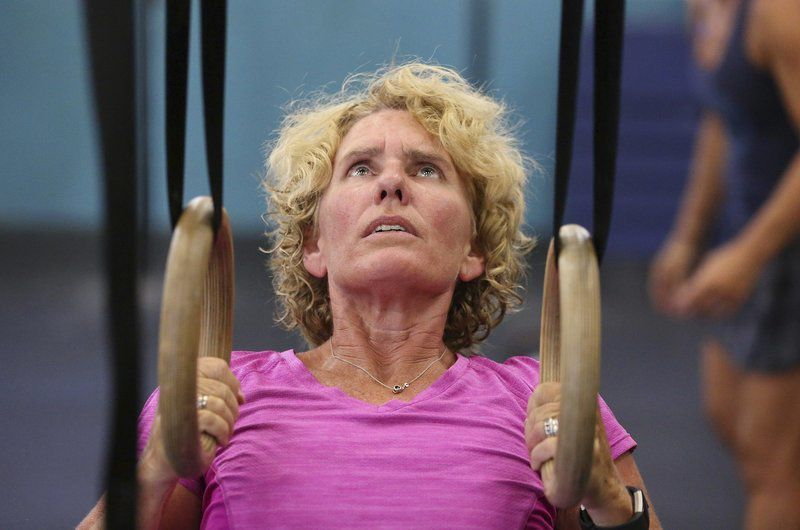 Keeping up with Crossfit