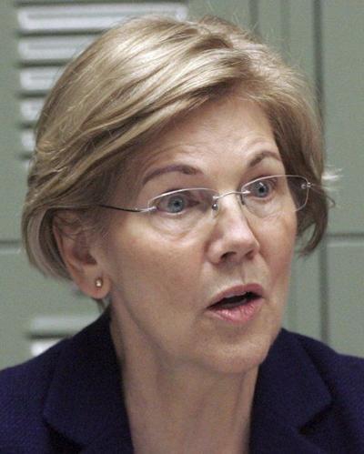 Trump calls for Warren to resign
