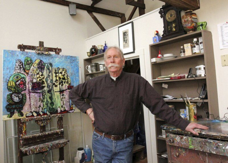 After 40 years, artist owner closes Halibut Point