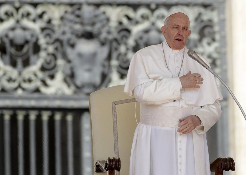 Vatican law: Priests, nuns must report sex abuse, cover-up