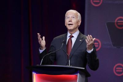 Shribman: Biden picks his way across N.H.'s rocky political terrain