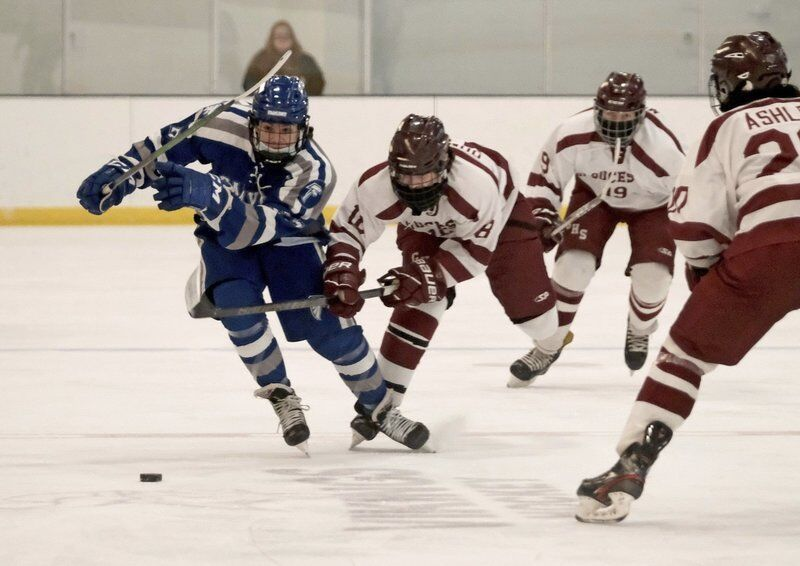 Gloucester hockey returns from 17 day break, falls to Danvers in season finale