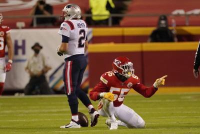 Patriots let golden opportunity slip away against Chiefs