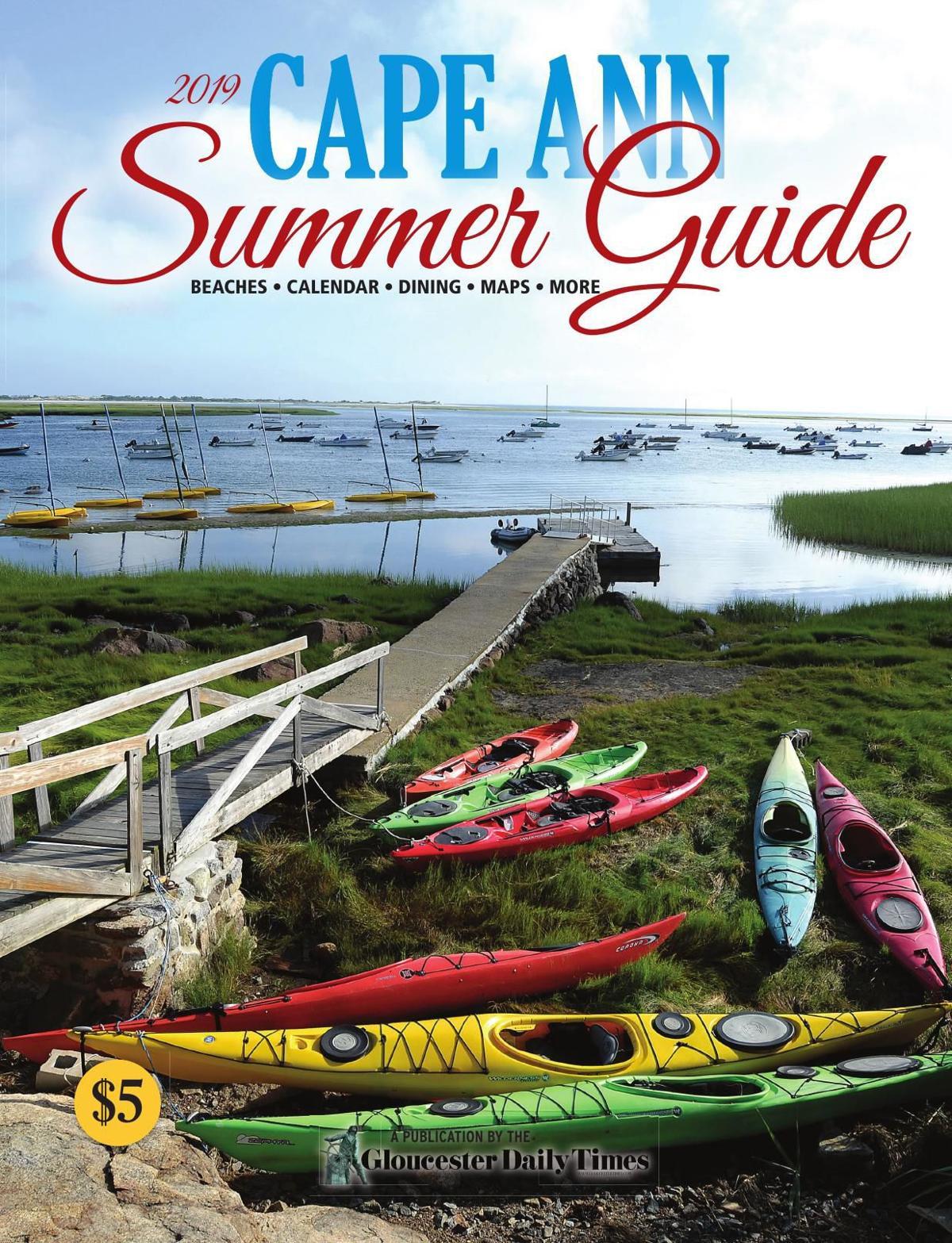 Cape Ann Summer Guide 2019
