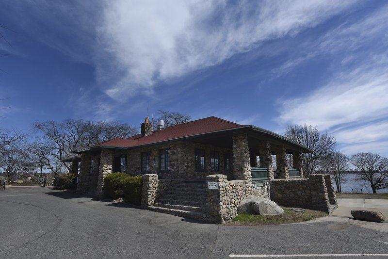 Visitors Center in need of repair
