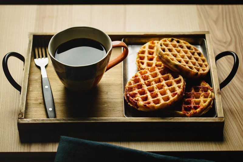Crazy for chaffles: Low-carb waffles, made with egg batter, are the newest food trend