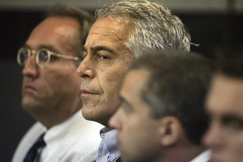 Officials: Jeffrey Epstein dies by suicide in jail cell