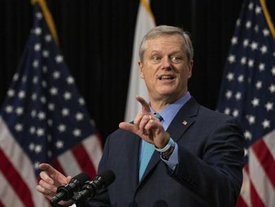Baker seeks to limit sick pay for state workers