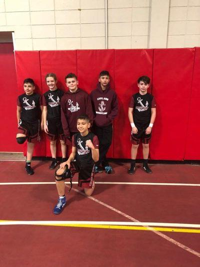 Toppan leads Cape Ann Youth Wrestling at State Tournament