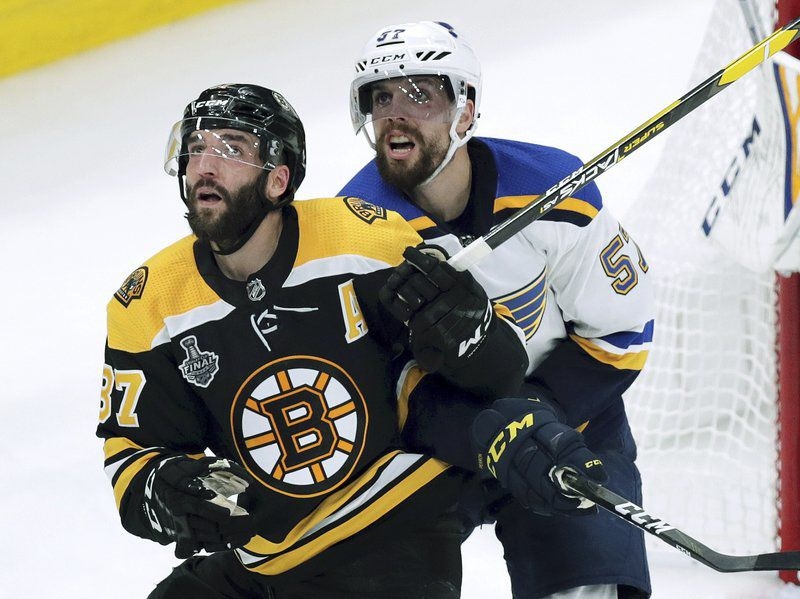 A repeat of Easter Sunday would be eggs-cellent for the Bruins