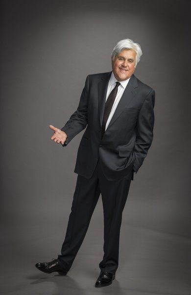 Comedy and cars with Jay: Checking in with Andover's Leno on his hometown return