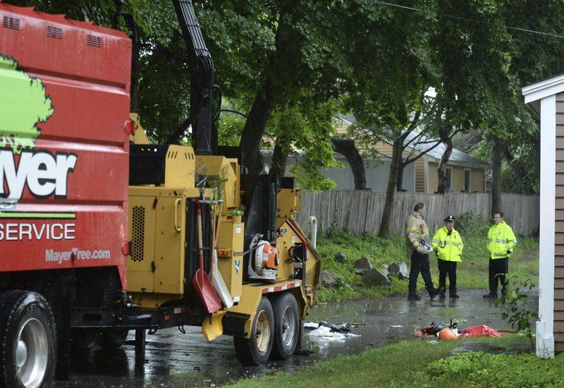 UPDATE: OSHA investigating tree worker's death in Rowley | News